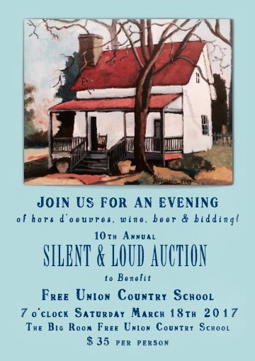 Silent & Loud Auction